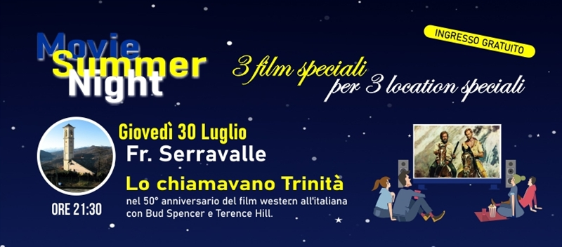 Moive Summer Night - Serravalle