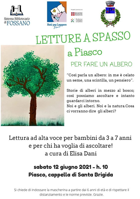 LETTURE A SPASSO